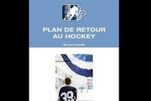 Plan de retour au hockey - Mise à jour le 12 août