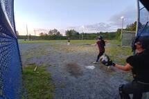 Playball en haute Gaspésie en ce jeudi!
