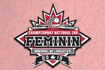 Montréal reçoit le championnat national féminin invitation!