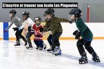 S'inscrire et trouver votre école Les Pingouins!