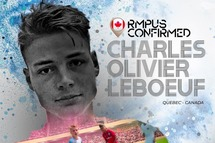 U18 PLAYER CHARLES LEBOUF