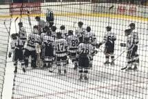 Les Flames ont remporter leur seul victoire devant leur partisans.
