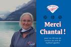 Joyeux anniversaire professionnel à Chantal notre directrice générale !