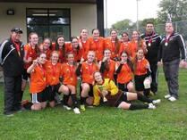 U15F-A Cup Champs
