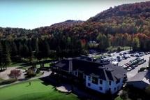 Vidéo   Club de golf Val-Morin