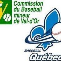 Commission du baseball mineur de Val-d'Or