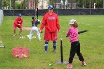 Un franc succès pour la tournée baseball féminin dans les Laurentides
