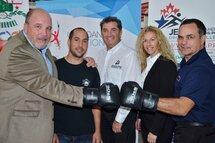 Les premiers Jeux Nord-Américains Policiers-Pompiers à Drummondville en 2016