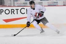 Cinq Québécois invités au camp estival de développement d'Équipe Canada junior