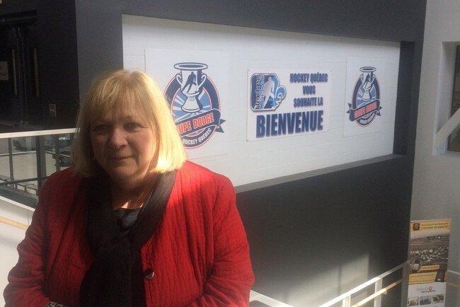 Claire Chouinard : une bénévole qui ne compte plus les heures pour le hockey mineur
