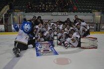 Midget BB - Champions à Rivière-du-Loup