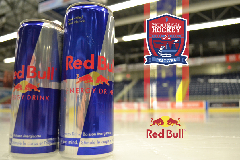 Red Bull Canada joins the Montreal Hockey Festival