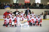 Tournoi Provincial de Hockey de Terrebonne - Lions