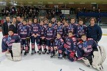 Les Sieurs du Collège Français Pee-Wee AA Finalistes à la Coupe Dodge!