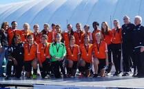 U16F-AA Saputo Cup Silver Medalists