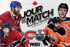 Jour de match   Un voyage dans l'Ouest canadien déterminant pour le Tricolore