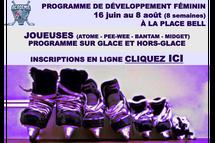 Programme de développement féminin