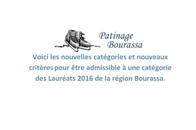 Laureats 2016 - Critères Region Bourassa
