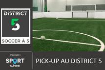 Lancement de nos pick-ups en partenariat avec SportWhere