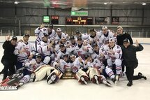 Les Grands-Ducs Junior AA Champion du tournoi provincial de St-Charles-de-Bellechasse