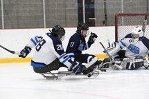 Vous souhaitez essayer le Parahockey?