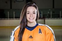 Jessica Duclos s'engage avec les  Aigles Bleues de l'Université de Moncton