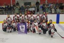Novice C - L'équipe Pionnières 2 est finaliste au 23e tournoi provincial de Hockey féminin Laval