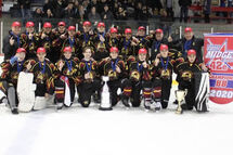 MD BB HRS Élites team - Champions of the MD National Tournament of Lachute