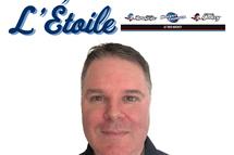 L'Étoile du mois Le Trio Hockey – Martin Paquette, marqueur en chef provincial