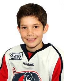 # 12 Anthony Lavoie - Défenseur