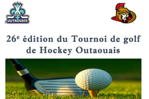 Tournoi de golf Hockey Outaouais 2019
