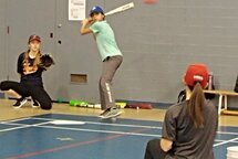 Camp d'hiver du baseball féminin – LSL Girls Baseball Winter Camp