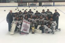 Chevaliers Junior AA Champions
