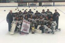 Chevaliers Junior AA Champions