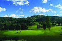 Golf Château-Bromont: le vent dans les voiles!