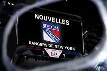 Rangers : quatre à six semaines sans Filip Chytil