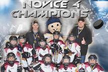Novice-4 Hawks Champions of the DDO tournament