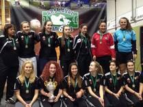 U18F-AA Laval Tournament Champtions