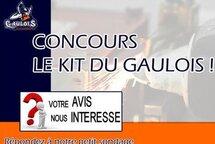 Gagnant du concours le Kit du Gaulois !