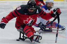 Suivez en direct les matchs du Canada au World Para Ice Hockey Championships