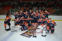 Titans Rive-Nord - Champions AA