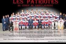 Les Patriotes: Champions de section