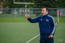 L'entraîneur du Boomerang, Florin David - Crédit photo - James Hajjar
