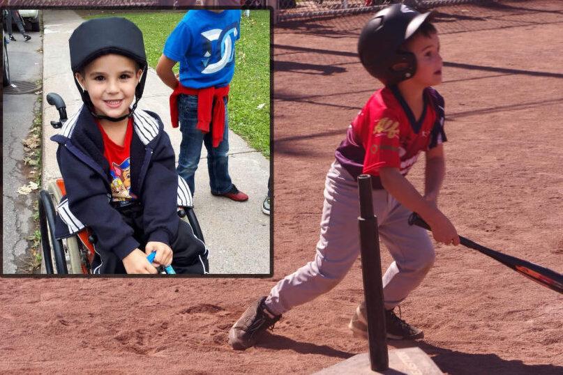 Voici la belle histoire de Élie Hamel, joueur de baseball
