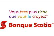 MERCI BANQUE SCOTIA
