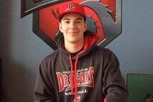 Un autre baseballeur québécois dans les collèges américains : Mathieu Tremblay!