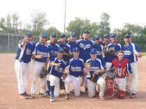 Championnat régional Midget A 2018