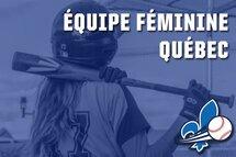 Les équipes du Québec 16U et 21U féminines sont maintenant formées
