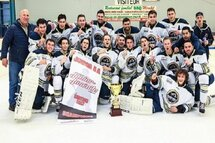 Champions Junior AA 2017 Chevaliers Rosemont/Petite-Patrie
