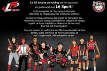 LA Sport / 25 heures, une union profitable aux québecois!